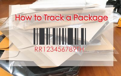 How to Track a Package